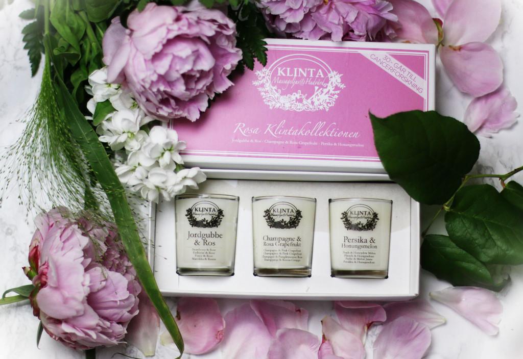 Rosa kollektionen1 (foto Siljetherese.com).