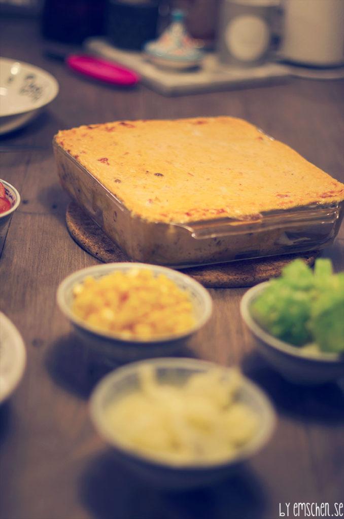vegetariska tacopaket