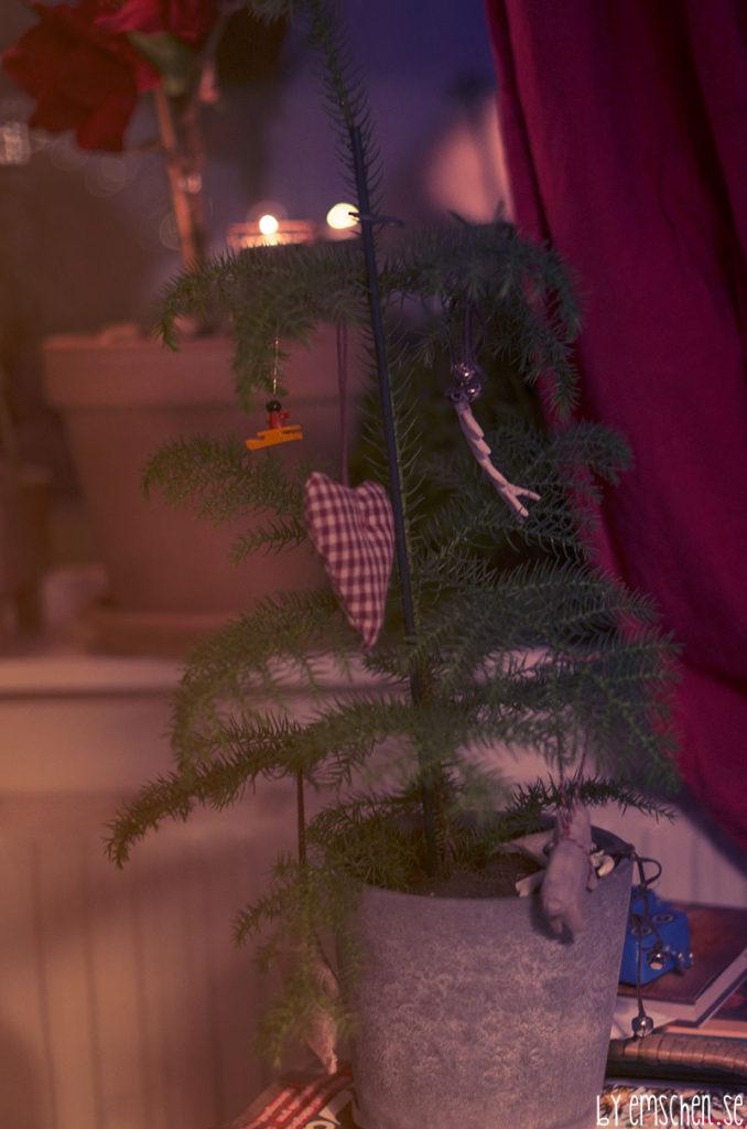 Lite mer jul i mitt hus