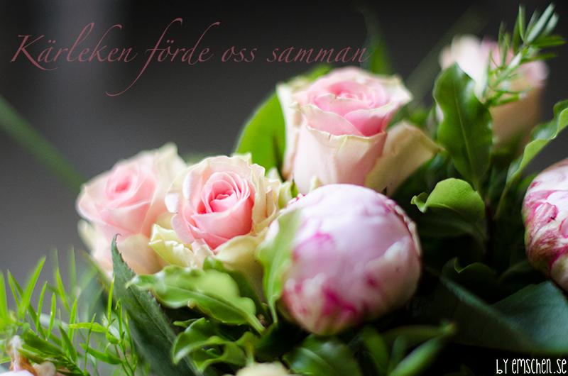 Varför får jag blommor en helt vanlig måndag i juni