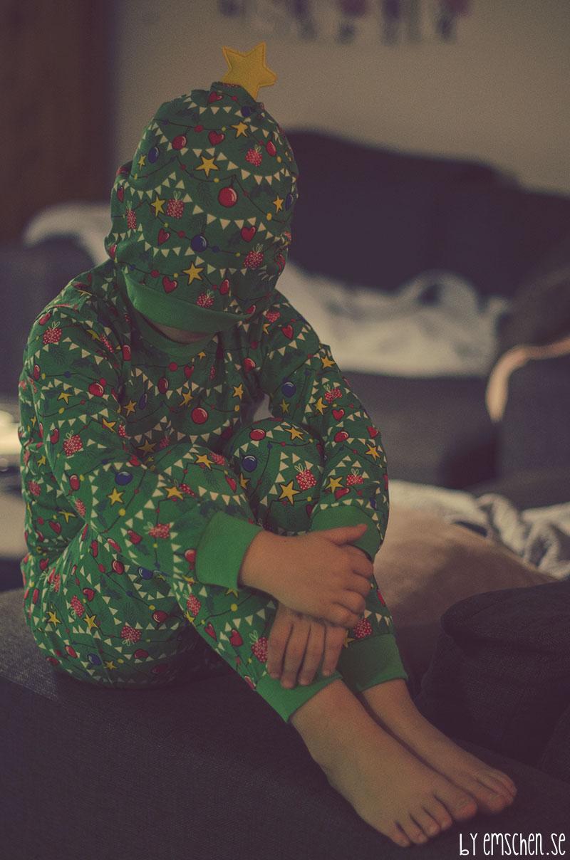 Min älskade lille julgran